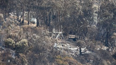 There was no loss of human life in Wye River, thanks in part to the local community being organised and motivated in its response to the fire threat.
