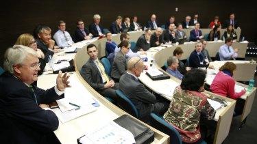 The Australian Leadership Forum at Crawford School of Public Policy,