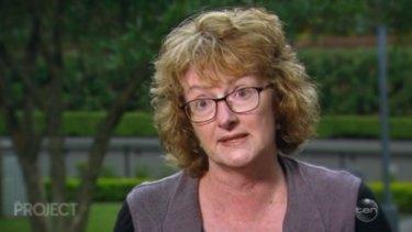 Clean Up Australia managing director Terrie-Ann Johnson.