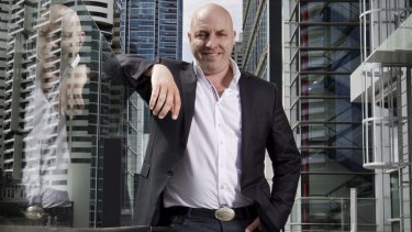 Freelancer chief executive Matt Barrie is a leading critic of NSW lockout laws