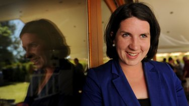 The Canberra Liberals' spokeswoman for women, Guilia Jones.