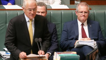 The government's priority for the week is to have its changes to Senate voting reforms passed.
