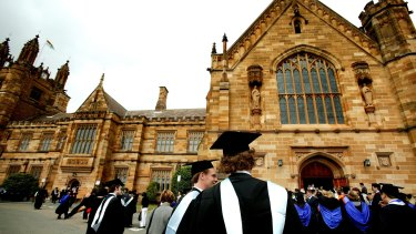 """The university has been accused of making the changes """"largely in secret""""."""