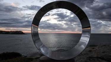 Mountain Air - Circles by Koichi Ishino