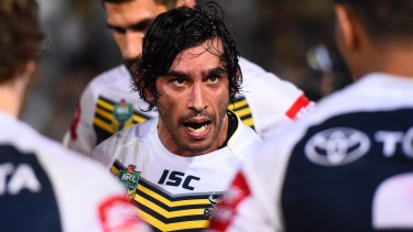 Simply the best: Johnathan Thurston has it all when it comes to rugby league.