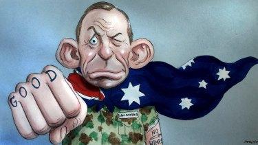 Tony Abbott was 3 years old when Australia went to war with Vietnam.