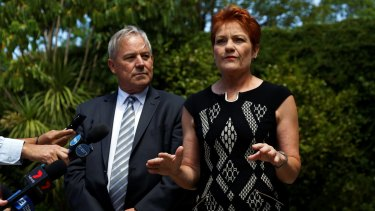 Pauline Hanson and WA One Nation leader Colin Tincknell are still confident of picking up seats in the WA election.