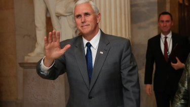 Vice President Mike Pence has hired a lawyer.