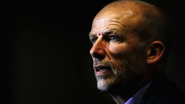"""Focusing on football"": Perth Glory boss Kenny Lowe was unmoved by reports of salary cap discrepancies at the club."