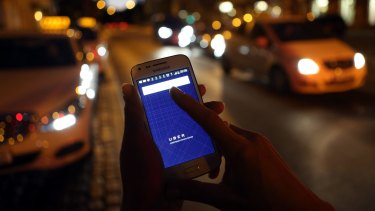 The ATO is standing firm, insisting that Uber's ridesharing drivers must pay GST.