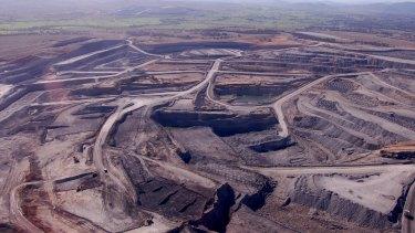 Hunter Valley coal mines: Rehabilitation arrangements have come under scrutiny.
