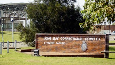 Inspector criticised care of frail, aged inmates at Long  Bay Correctional Complex.