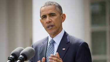 US President Barack Obama took a personal interest in the finer details of the Iran's deals sticking points.