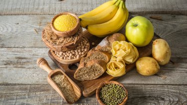 Carbohydrates: are they the secret to eternal youth? Photo: iStock