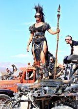 A touch of <i>Mad Max: Beyond Thunderdome</i> at Wasteland Festival.