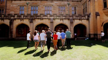 The University of Sydney has rejected calls from its staff to make a public statement in support of marriage equality.