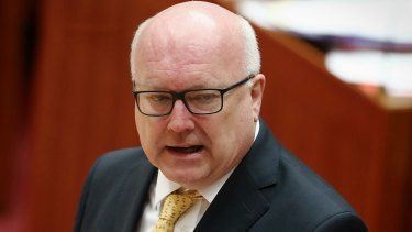 Attorney-General George Brandis says the family law system needs to be overhauled to reflect modern families.