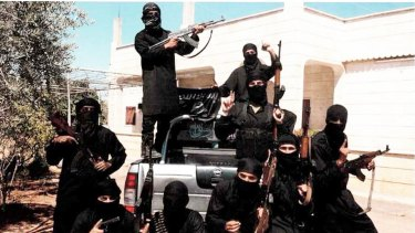 Jihadists in Syria: it can't be said that these people represent Islam.
