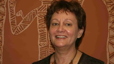 Olga Havnen, chief executive officer of the Aboriginal community-controlled Danila Dilba Health Service.