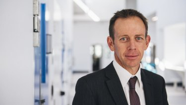Justice Minister Shane Rattenbury has rebuked his directorate after it sent a threatening letter to a prisoner support group, which gave critical evidence to an inquiry.