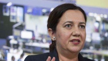 It's a responsible development decision, says Queensland Premier Annastacia Palaszczu.