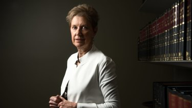 Chief Justice Diana Bryant says arbitration would help unclog the family law system.