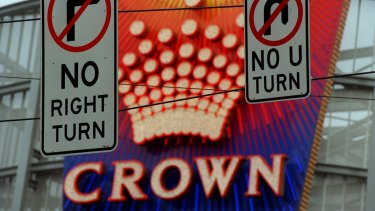 """The Crown employees were arrested for """"gambling-related crimes"""". It is illegal to promote or organise gambling activities on mainland China."""