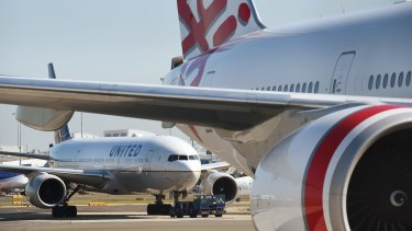 No longer in and under the ground, the future of Queensland jobs lies in the air.