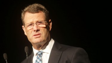 """We've got to have the best prices"": Woolworths CEO Grant O'Brien."
