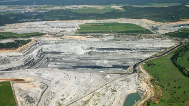 The Hunter Valley has many open cut coal mines that residents say should be more tightly regulated.