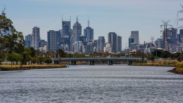 The Maribyrnong River - Melbourne's 'other' waterway.