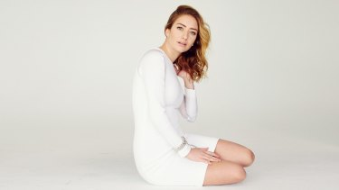 Queen of the beehive: Bumble founder and CEO Whitney Wolfe.