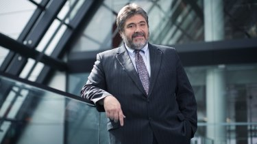"""Leader: Jon Medved's site OurCrowd has described itself as """"Kickstarter for rich people""""."""
