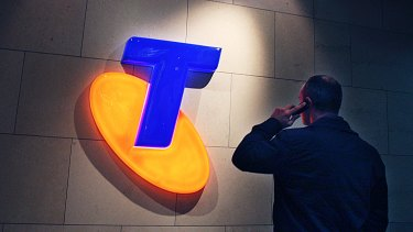 Telstra is cutting staff to save costs.
