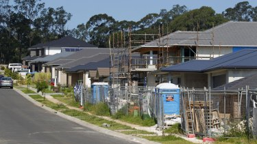 The way Sydneysiders' live is shifting. Suburban Sydney is seeing increasing demand for one- and two-person homes.