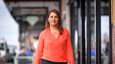 Greens candidate Lidia Thorpe