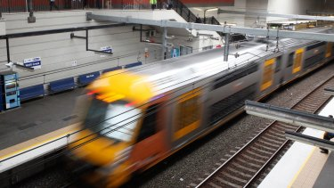 About 300 trains a week will be added to the Western and Inner West lines.
