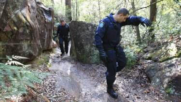 The NSW Homicide Squad had begun an investigation after a woman's body was found by bushwalkers near a fire trail in Hornsby in Sydney's north.