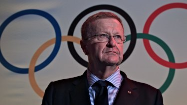 Australian Olympic Committee president John Coates is blaming the allocation of taxpayers' funds.