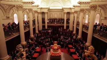 The Legislative Council