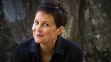 Author Heather Rose's latest novel is set in Tasmania.