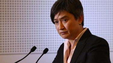 Shadow Trade minister Senator Penny Wong.