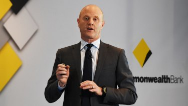 """CBA's next chief executive """"will be better than the current one"""", says outgoing CEO Ian Narev."""