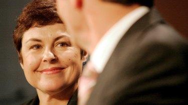 Lynne Kosky in 2010.