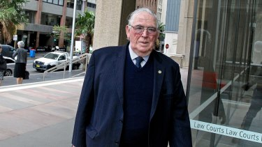 Former Ryde mayor Ivan Petch has been charged following ICAC findings.