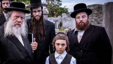 A film that gets stronger as it goes: <i>Menashe</i>.