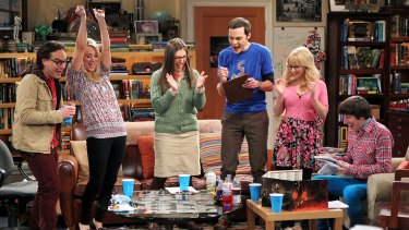 The Big Bang Theory cast will be raking in dollars till at least 2019.