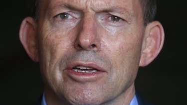 Prime Minister Tony Abbott will address the media on Sunday afternoon.