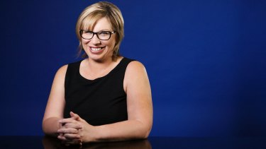 Rosie Batty is the new face of Lancome's Australian Love Your Age campaign.