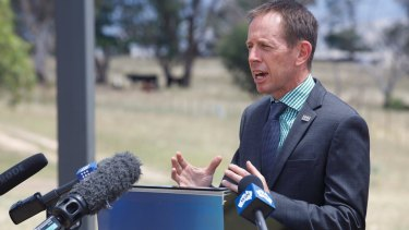 Climate Change Minister Shane Rattenbury says natural gas will become one of the largest sources of emissions after Canberra goes fully renewable.